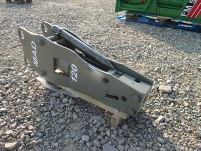 ÚJ MAD120 hidraulikus törőfej