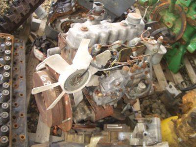 Iseki motor