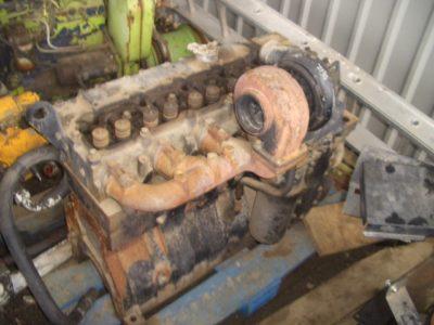 20,4 KW-os Deutz motor