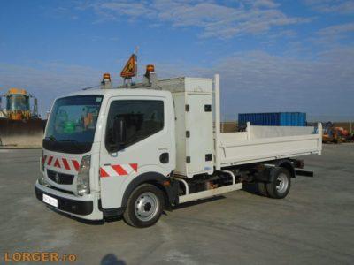 Renault Maxity 150 DXi kishaszongépjármű
