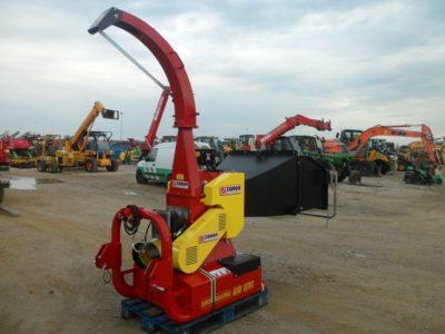 ÚJ Zanon BIO 150-T ipari mulcsozó