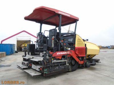 Dynapac SD2500 WS aszfaltozó gép
