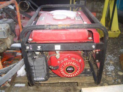 24 kW-os áramfejlesztő generátor