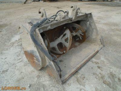 M3 BM600 betonkeverő kanál