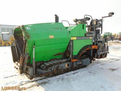 Vogele Super 1300-2 aszfaltozó gép