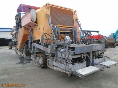 Wirtgen 2100 DC aszfaltmaró és újrahasznosítő gép