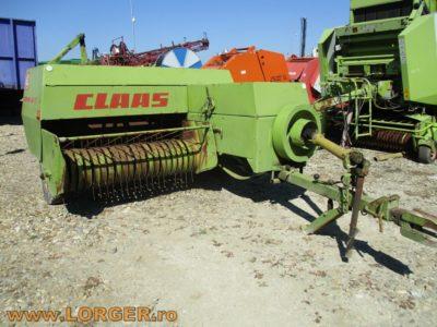 Claas Dominant kockabálázó