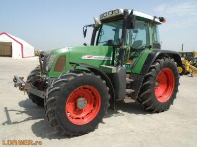 Fendt Favorit 712 Vario traktor