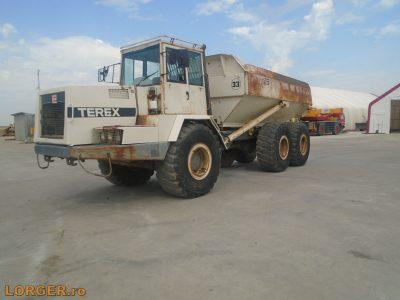 Terex TA25 dömper - 2000