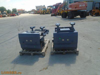 Szélesitő Vögele S1800-2 aszfaltozó géphez