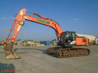 Hitachi ZX290 LC-5Blánctalpas kotró - 2012