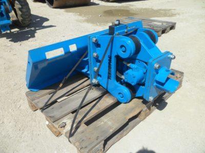 Masina de batut stalpi Vibropac HP22 Nou