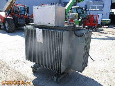 Transformator trifazat Areva UTHA 630