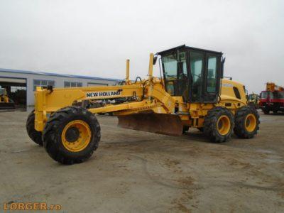 Greder New Holland RG200B