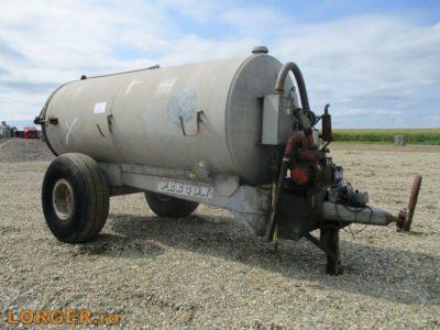 Vidanjor Peecon de 8000 de litri