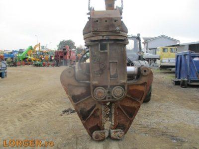 Pulverizator de 3 tone