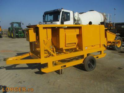 Pompa de beton Putzmeister BST 1002 D-SV