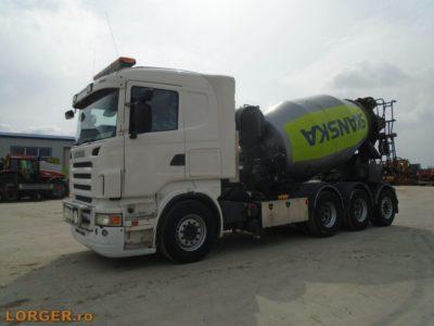 Cifa de beton Scania R420 8×4