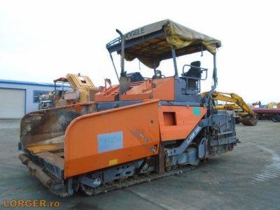 Finisor de asfalt Vogele Super 1600-1 – 2005