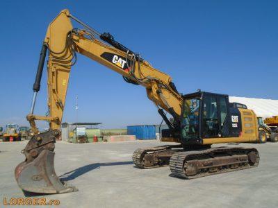 Excavator pe senileCaterpillar 323E