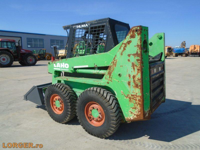Mini-incarcator Gehlmax SL4635