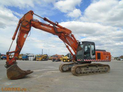 Excavator pe senileHitachi ZX350 LCN-3