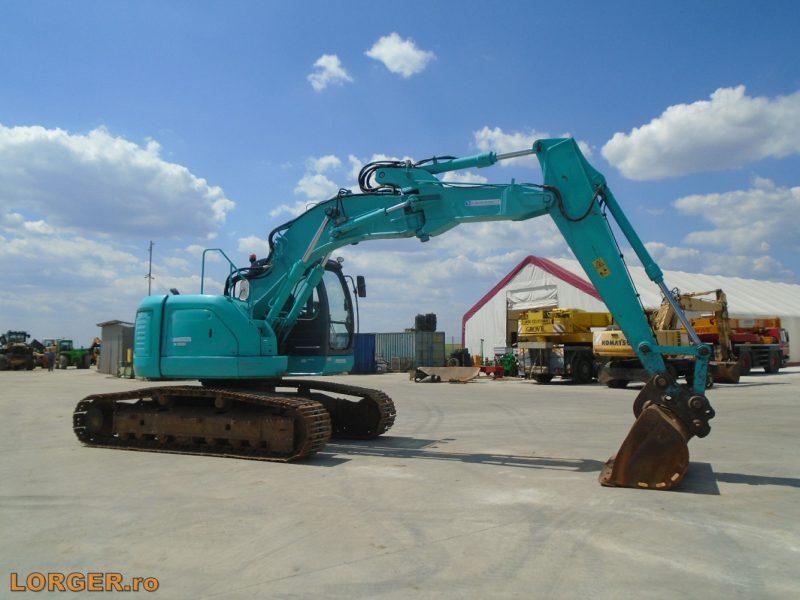 Excavator pesenileKobelco SK200 SR