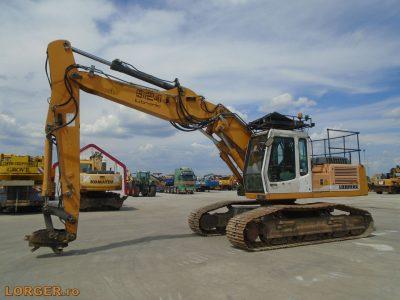 Excavator pe senileLiebherr R924B HDSL