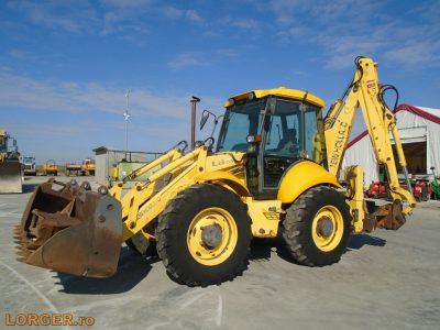 BuldoexcavatorNew Holland LB115-4PS