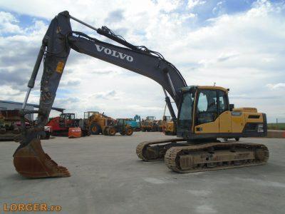 Excavator pe senileVolvo EC220 DL