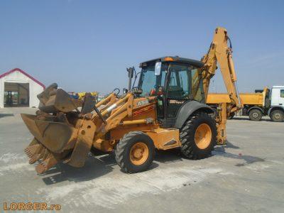 BuldoexcavatorCase 580 Super R