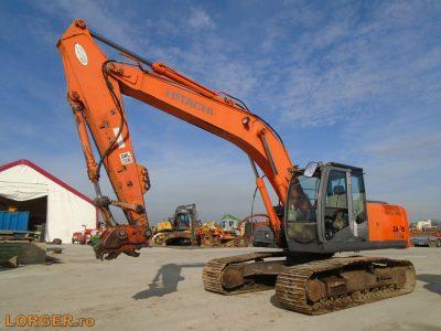 Excavator pe senile Hitachi Zaxis ZX210 LC-3