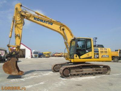 Excavator pe senileKomatsu PC210 LCi -10