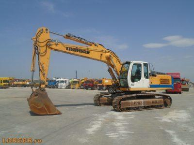 Excavator pe senileLiebherr R934C HDSL