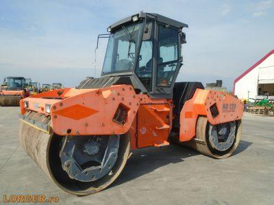 Compactor tandemHamm DV120 V - 3800 h