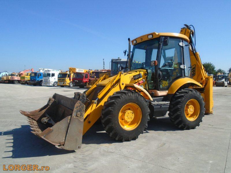 Buldoexcavator JCB 4CX-4WS